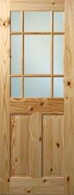 Knotty Pine Doors Door Choice Doors Floors Stairs